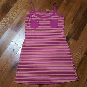 Other - ☺90s striped mini dress